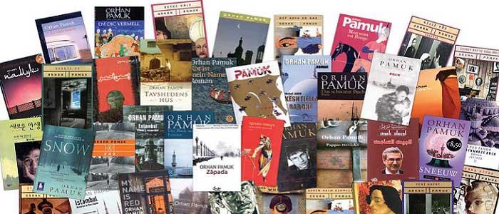 Orhan Pamuk'un Eserleri