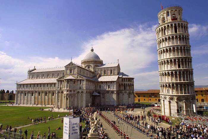 Pisa Kulesi Hakkında Bilgiler; Nerededir, Mimarisi ve Tarihçesi