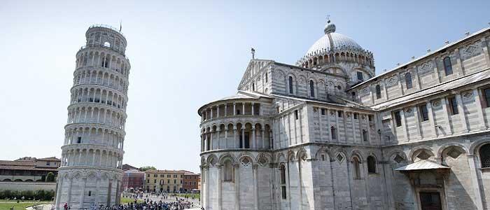 Pisa Kulesi'nin Mimarisi