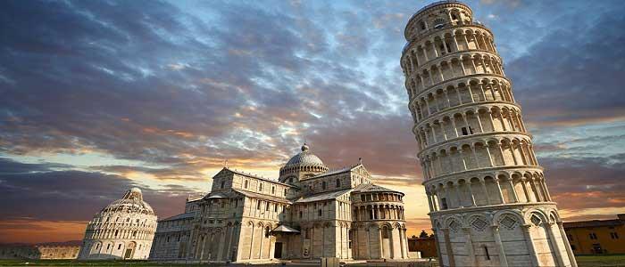 Pisa Kulesi'nin Tarihçesi
