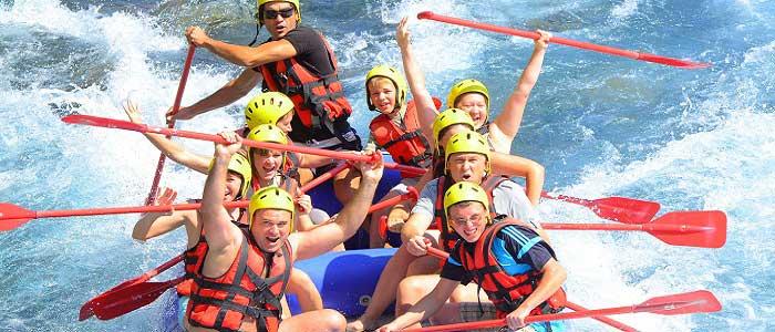 Rafting Nasıl Yapılır?