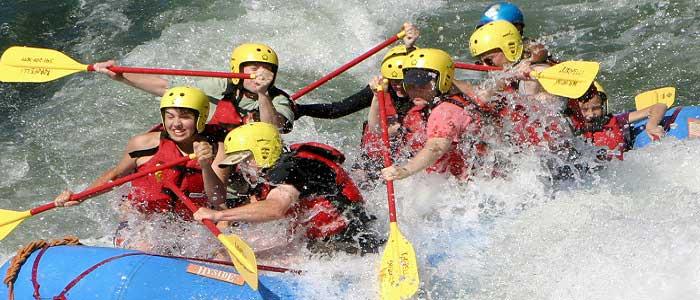 Rafting Yaparken Nelere Dikkat Edilmelidir?