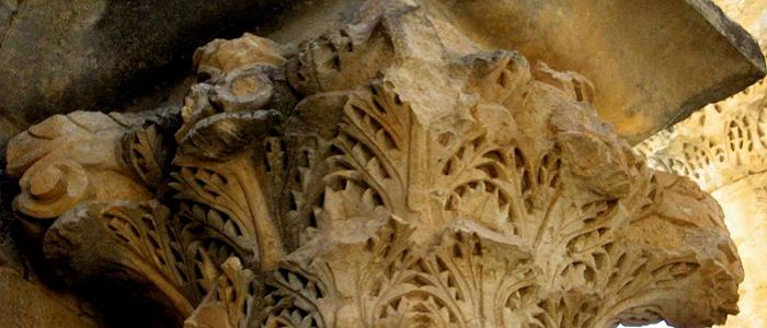 Alahan Manastırı'nın Mimarisi