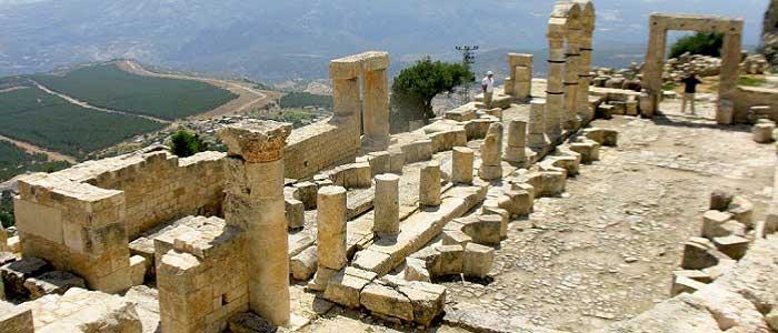Alahan Manastırı'nın Tarihçesi