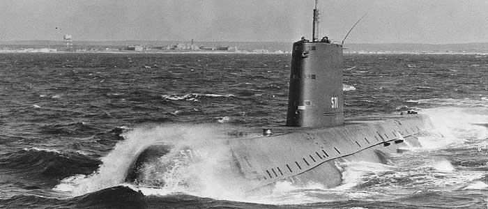 Denizaltının Tarihçesi
