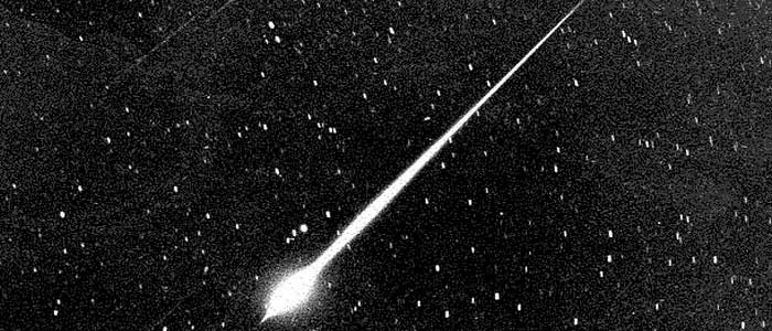 Kuyruklu Yıldızların Neden Olduğu Meteor Yağmurları