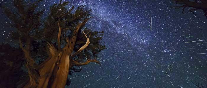 Meteor Yağmuru Nasıl Gerçekleşir?