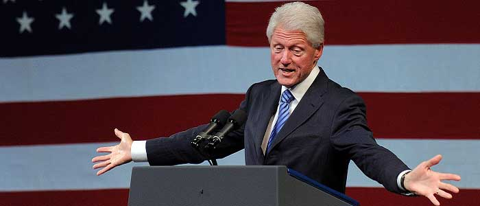 Bill Clinton'un Eserleri