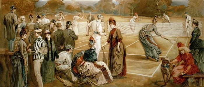 Tenisin Tarihçesi