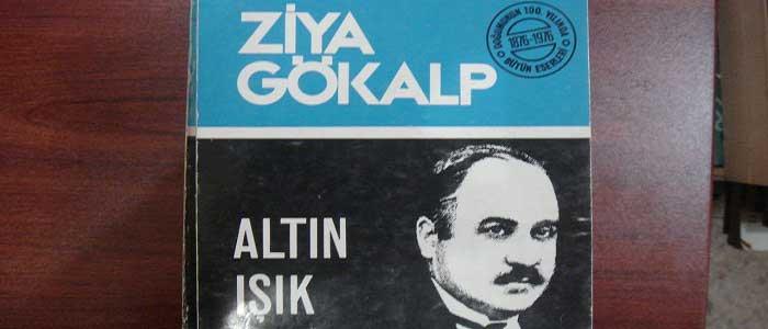 Ziya Gökalp'in Eserleri