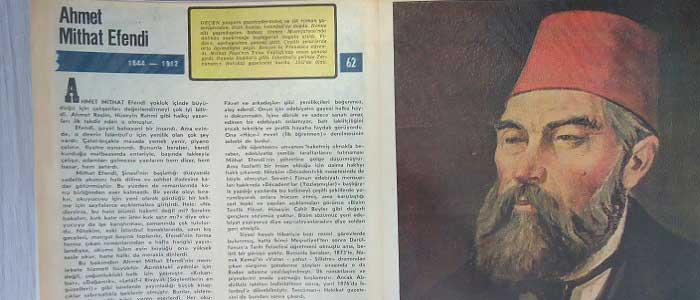 Ahmet Mithat Efendi'nin Hayatı