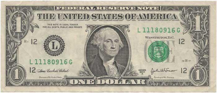 George Washington'un Eserleri