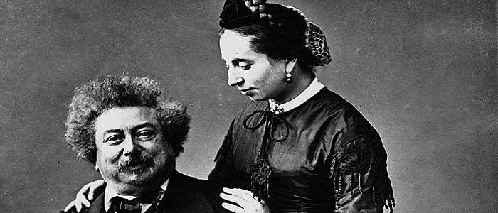 Alexandre Dumas'ın Hayatı