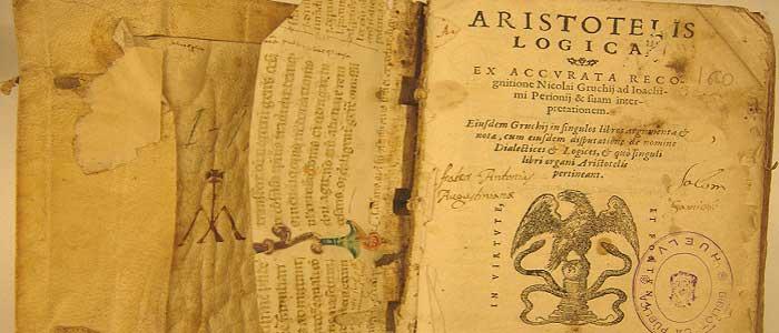 Aristoteles'in Eserleri