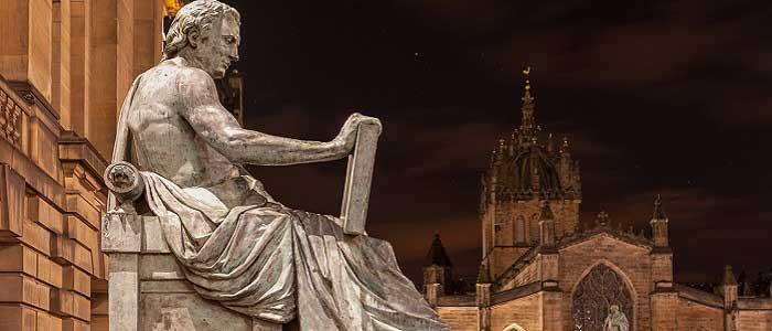 David Hume'nin Hayatı