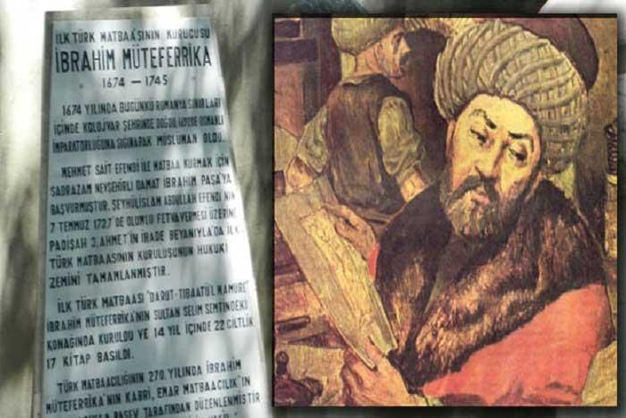İbrahim Müteferrika Kimdir? Hayatı ve Eserleri