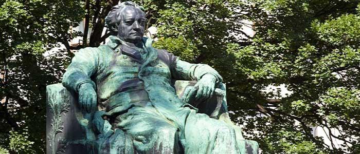 Johann Wolfgang Von Goethe'nin Hayatı