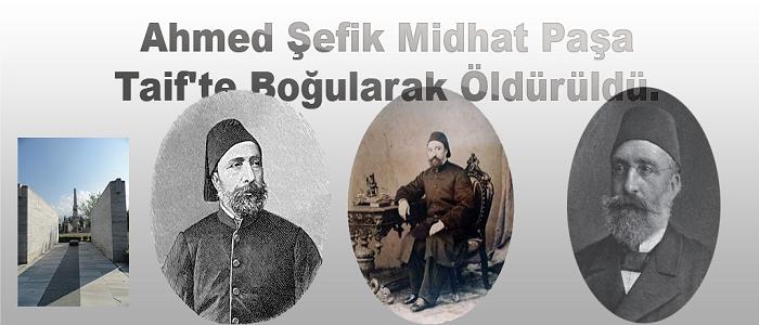 Mithat Paşa'nın Hayatı