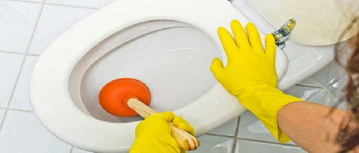 Tıkanmış Tuvalet Pompa ile Nasıl Açılır?