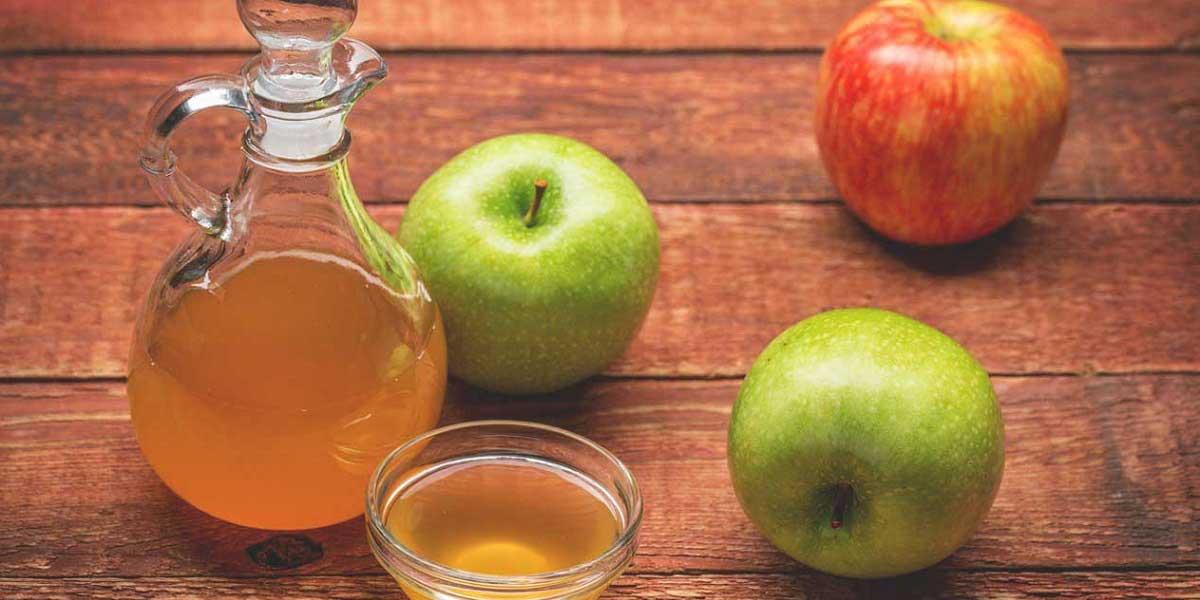 Elma Sirkesi ile Saç Rengi Nasıl Açılır?