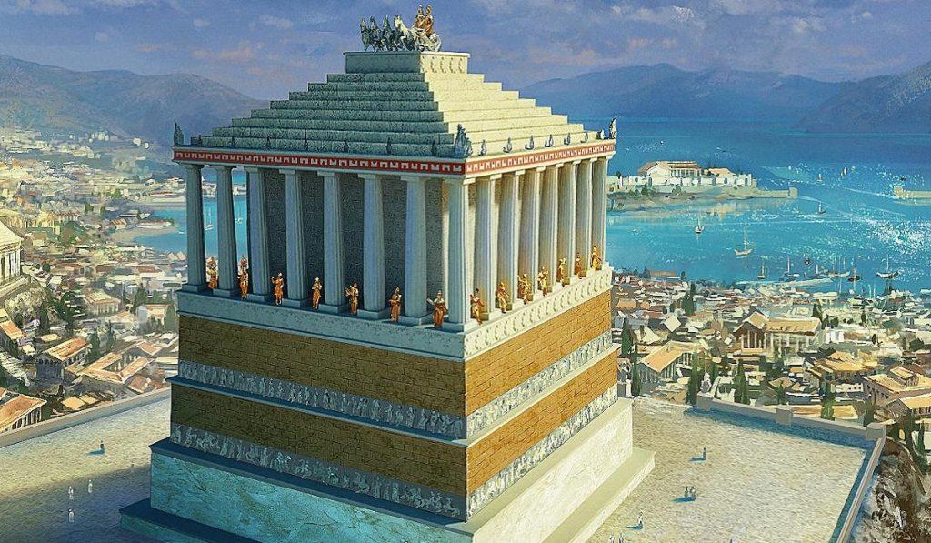 Halikarnas Mozolesi (Kral Mausollos'un Mezarı) Hakkında Bilgiler; Nerededir, Mimarisi ve Tarihçesi
