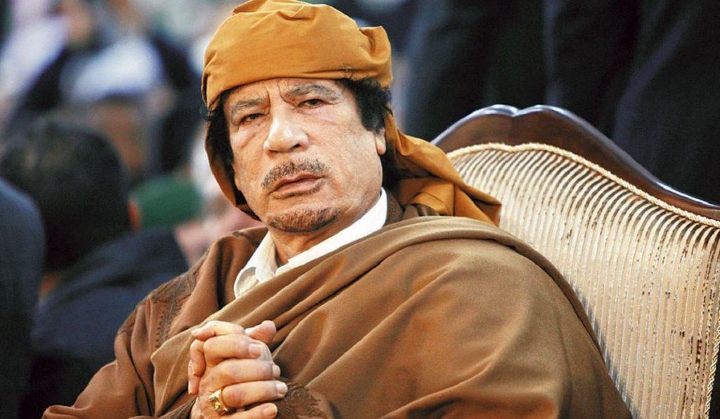 Muammer Kaddafi Kimdir? Hayatı ve Eserleri