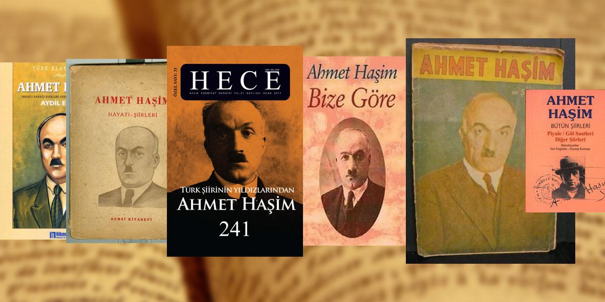 Ahmet Haşim'in Eserleri