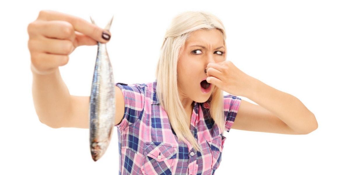 Balık Kokusu Nasıl Çıkar?