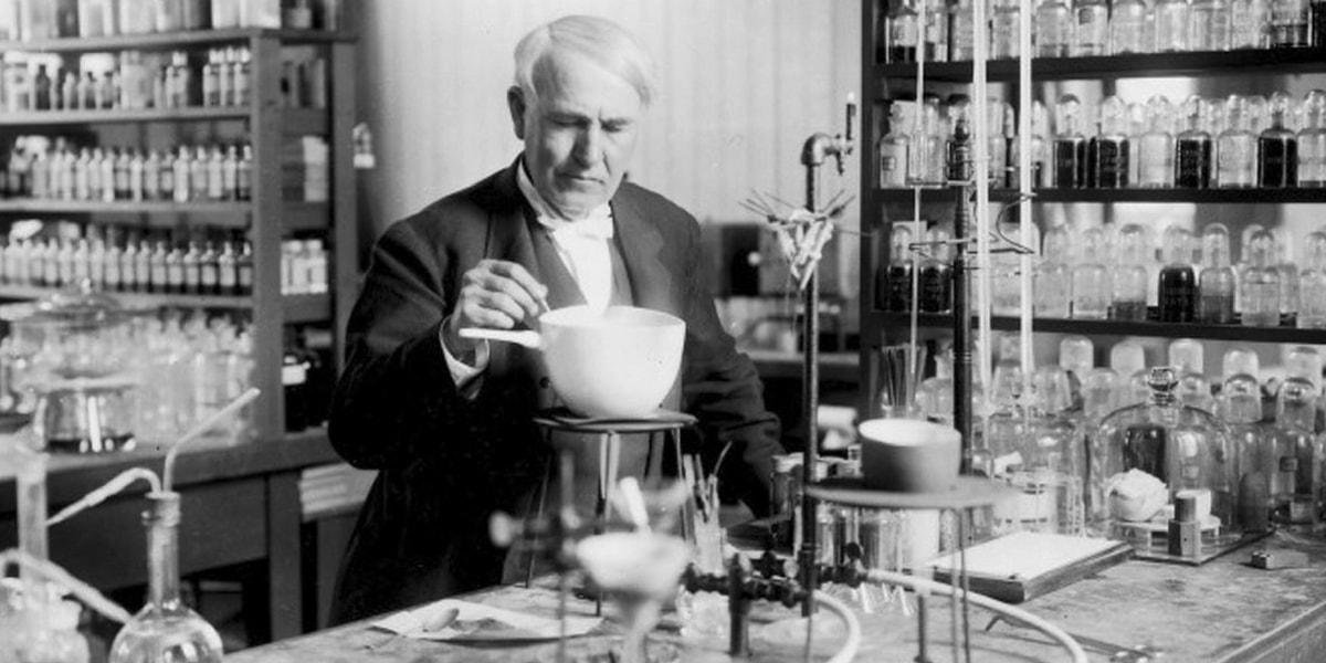 Thomas Edison'un Eserleri