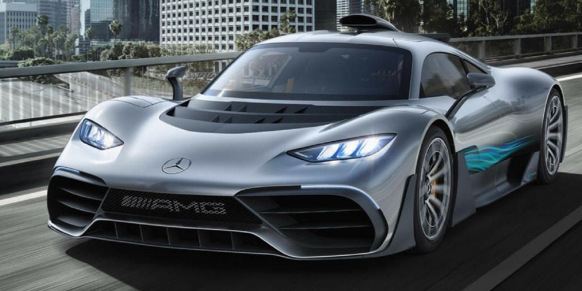 AMG Firması Ne Zaman Mercedes'e Geçmiştir