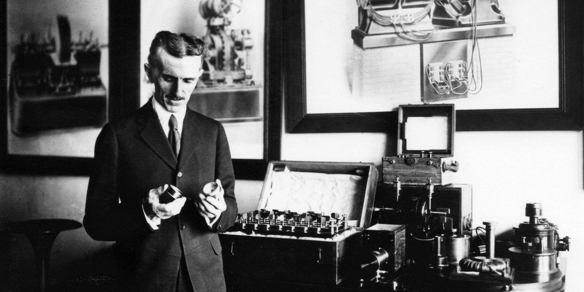 Nikola Tesla'nın Eserleri