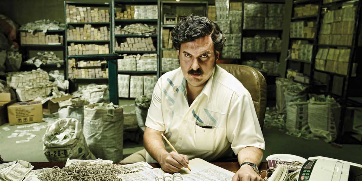 Pablo Escobar'ın Serveti