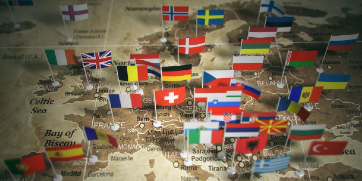 Avrupa Birliği'ne Üye Olan Ülkeler (AB Ülkeleri) Hangileridir?