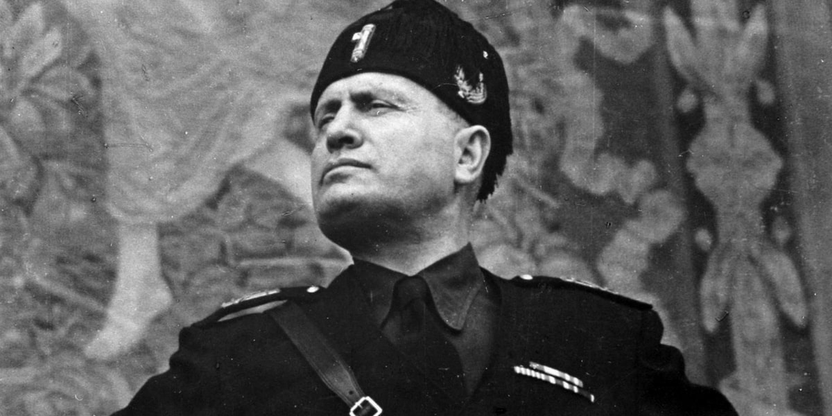 Benito Mussolini Kimdir?