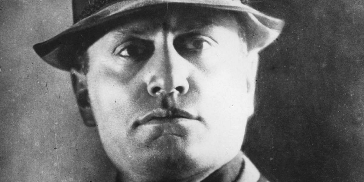 Benito Mussolini'nin Hayatı