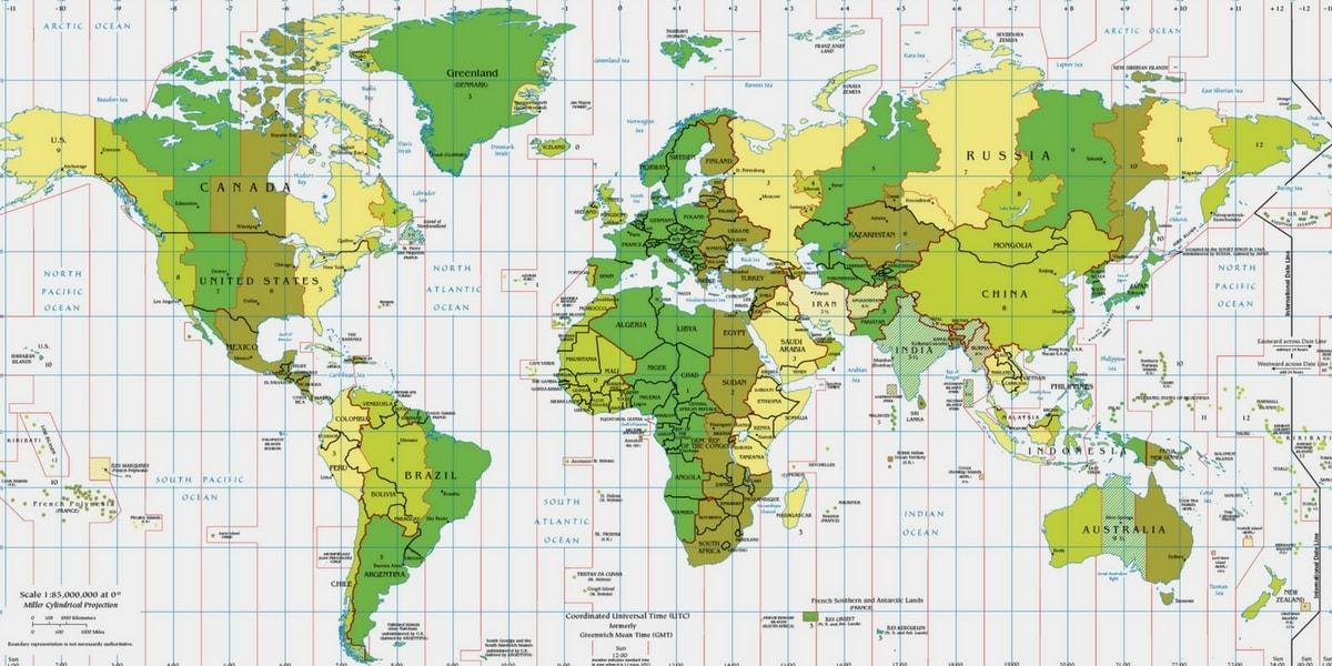 Harita Nedir?