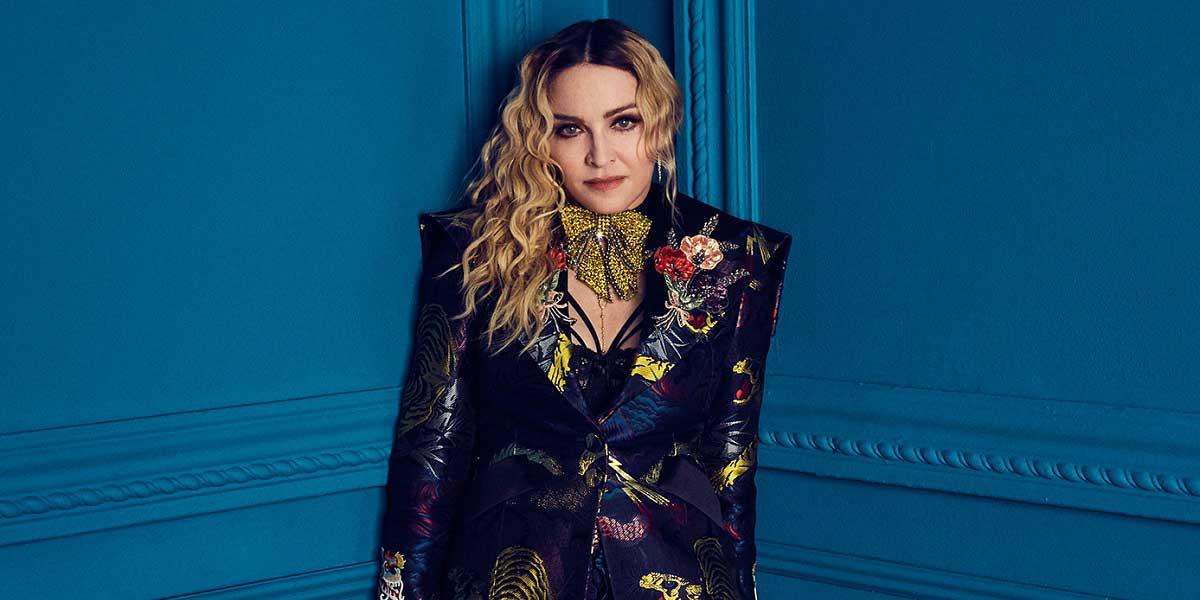 Madonna'nın Hayatı
