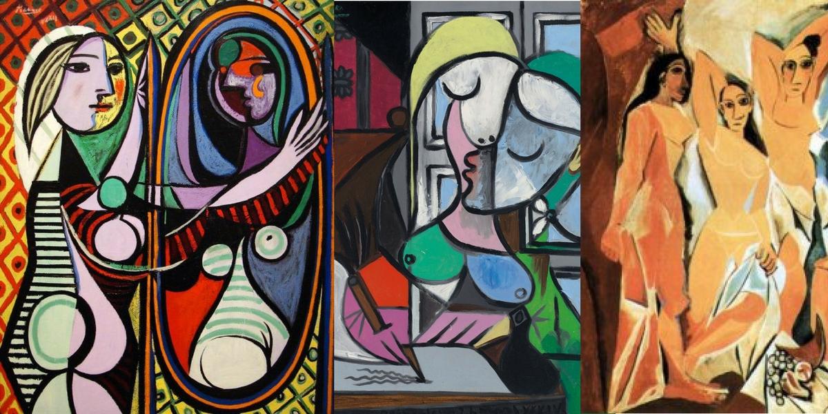 Pablo Picasso'nun Eserleri