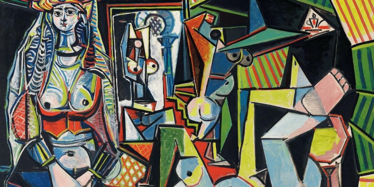 Pablo Picasso Ve Kübizm