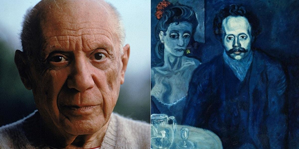 Pablo Picasso'nun Hayatı