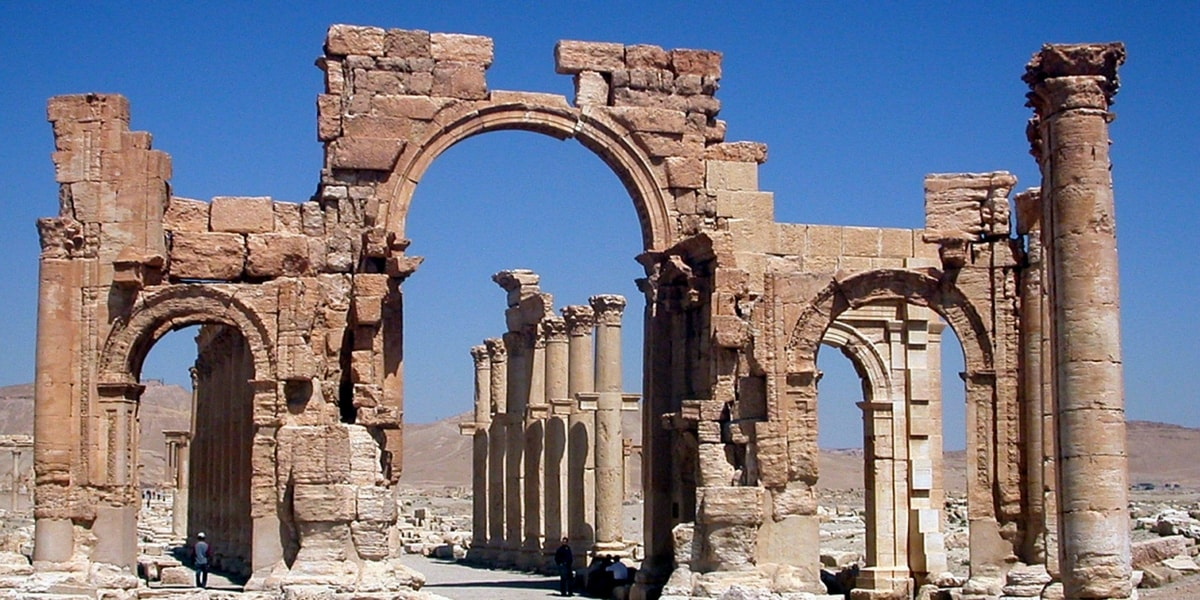 Palmira Antik Kent Tarihçesi