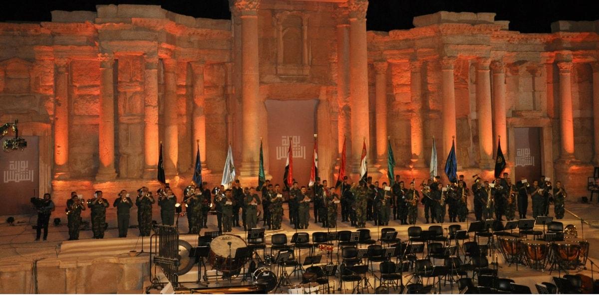 Palmira Antik Kent ve Dünya Turizmi