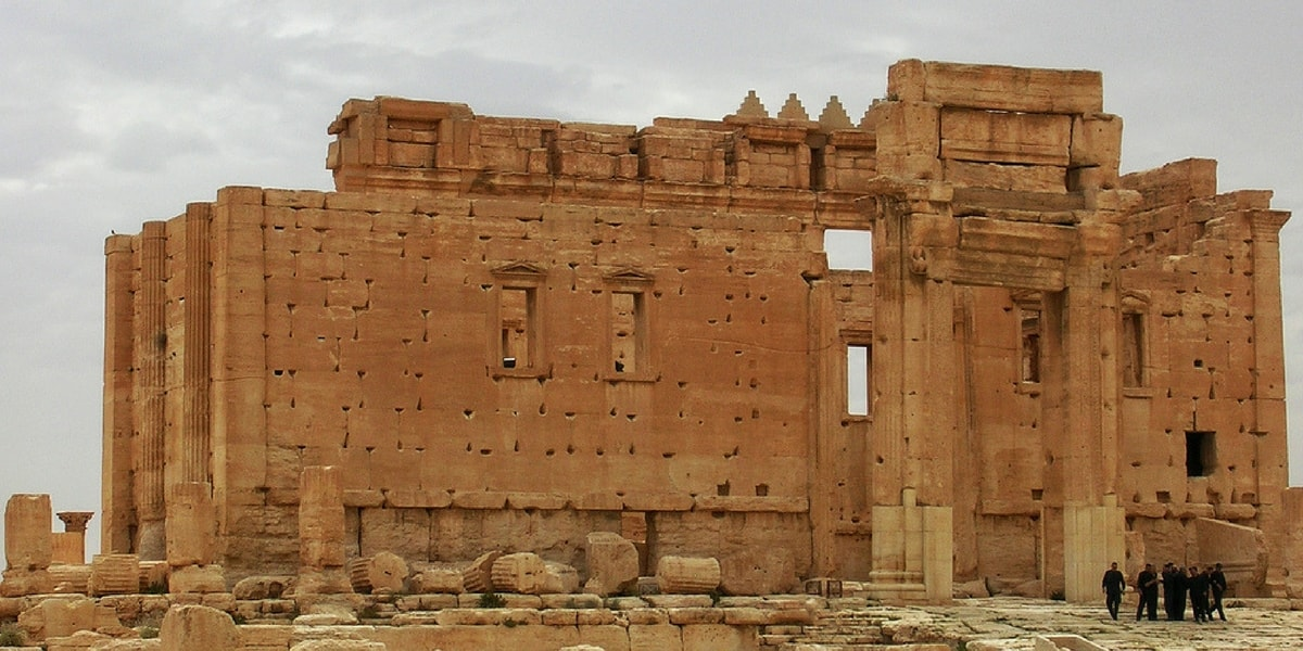 Palmira Antik Kente Nasıl Gidilir?