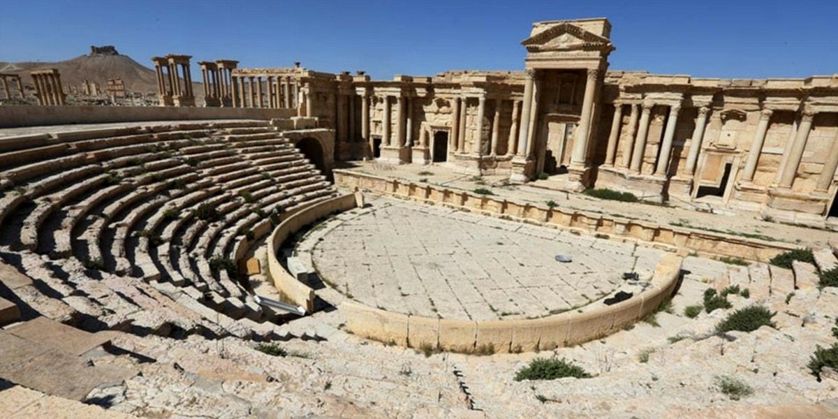 Palmira Antik Kentin Özellikleri
