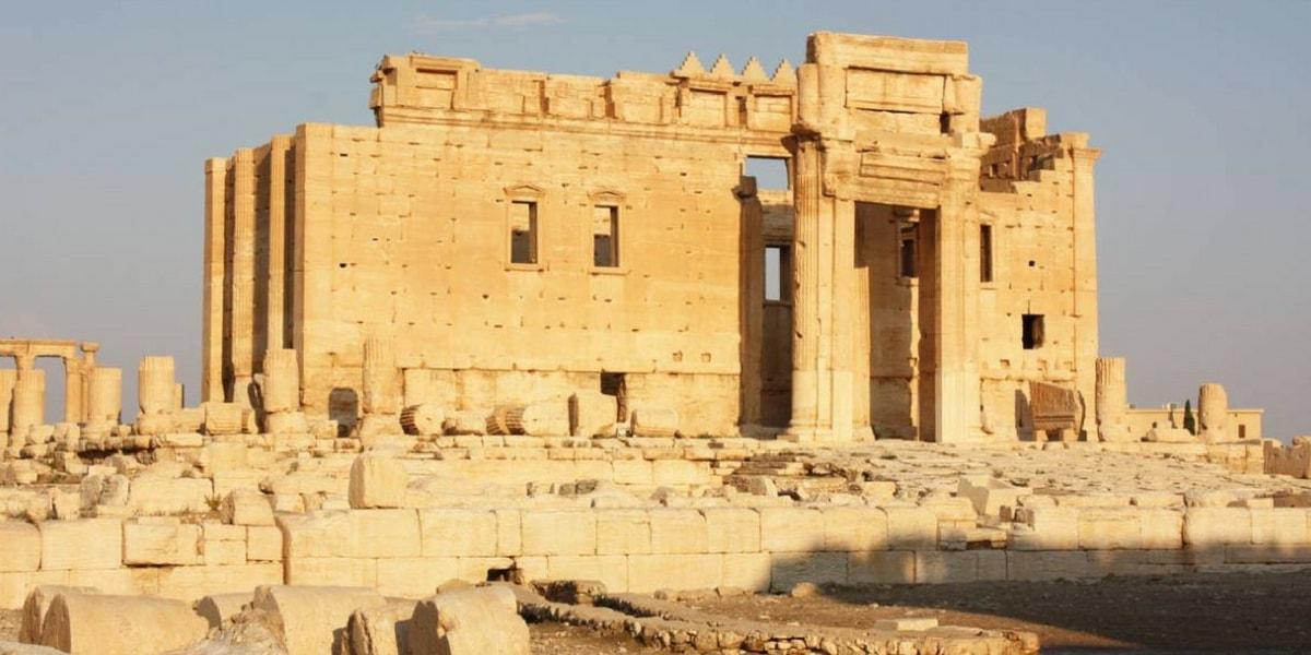 Palmira Nerededir?