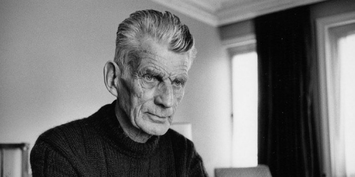Samuel Beckett'in Hayatı