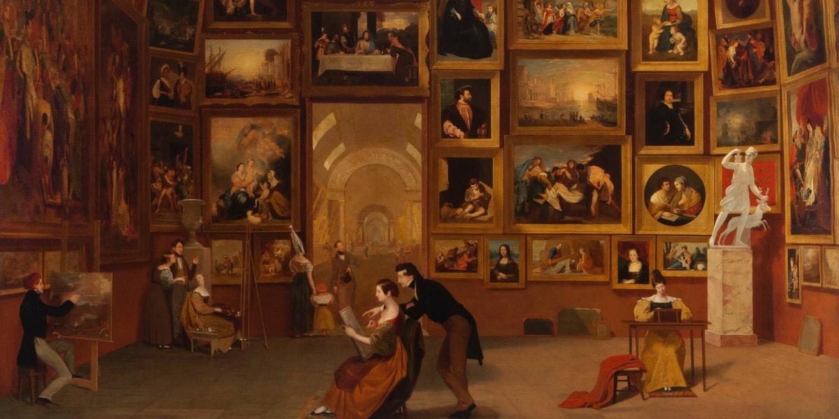 Samuel Morse Eserleri