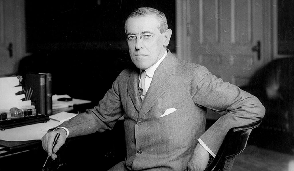 Thomas Woodrow Wilson Kimdir? Hayatı Hakkında Bilgi
