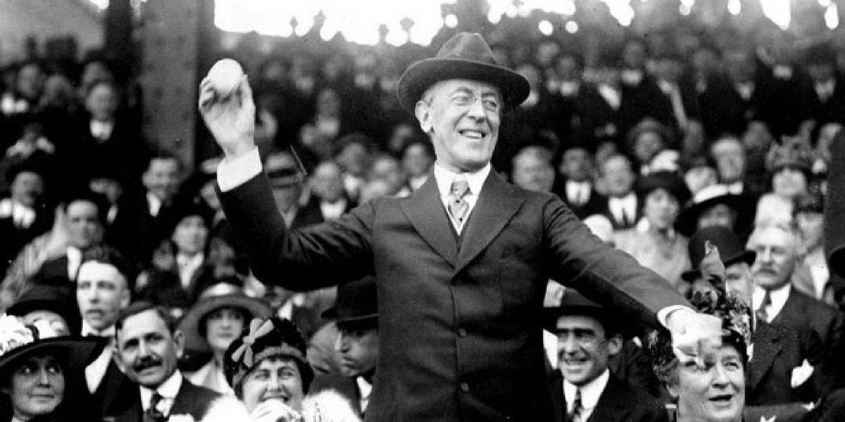 Thomas Woodrow Wilson Kimdir?