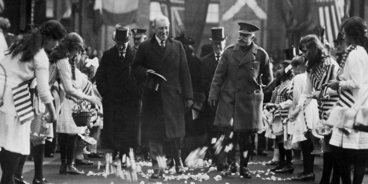 Thomas Woodrow Wilson'un Hayatı